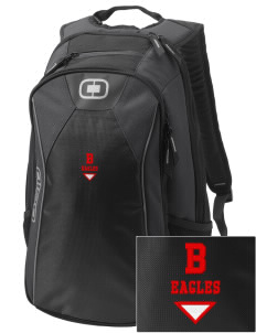 Benedictine University Eagles Embroidered OGIO Marshall Backpack