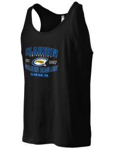 Clarion University of Pennsylvania Golden Eagles Men's Jersey Tank