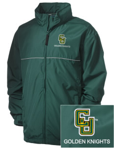 Clarkson University Golden Knights Embroidered Men's Element Jacket