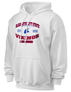 Elizabeth City State University Vikings Ultra Blend 50/50 Hooded Sweatshirt