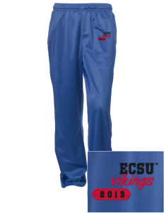 Elizabeth City State University Vikings Embroidered Women's Tricot Track Pants