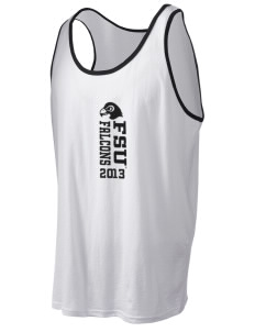Fairmont State University Falcons Men's Jersey Tank
