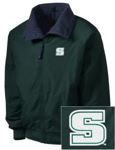 Slippery Rock University The Rock Embroidered Tall Men's Challenger Jacket