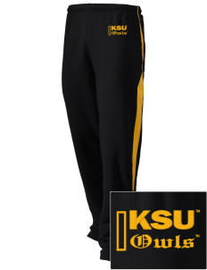 Kennesaw State University Owls Embroidered Holloway Men's Pivot Warm Up Pants
