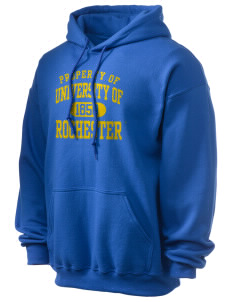 University of Rochester Yellowjackets Ultra Blend 50/50 Hooded Sweatshirt