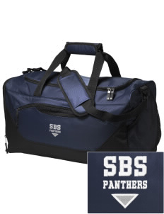 Salmon Bay Panthers Embroidered Holloway Chill Medium Duffel Bag