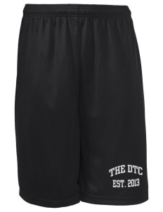 "The DTC The DTC Long Mesh Shorts, 9"" Inseam"