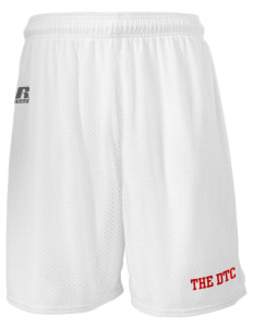 "The DTC The DTC  Russell Men's Mesh Shorts, 7"" Inseam"
