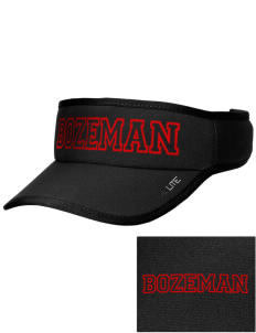 Bozeman Bozeman Embroidered Lite Series Active Visor