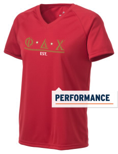 Phi Delta Chi Holloway Women's Zoom Performance T-Shirt
