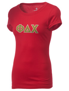 Phi Delta Chi Holloway Women's Groove T-Shirt