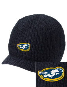 La Salle University Explorers Embroidered Knit Beanie with Visor