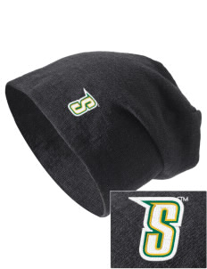 Siena College Saints Embroidered Slouch Beanie