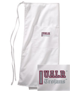 University of Arkansas at Little Rock Trojans Embroidered Full Bistro Bib Apron