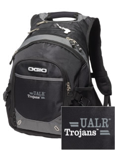 University of Arkansas at Little Rock Trojans Embroidered OGIO Fugitive Backpack
