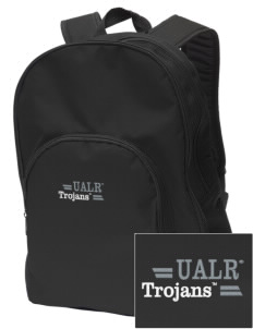University of Arkansas at Little Rock Trojans Embroidered Value Backpack