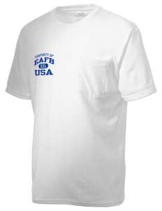 Eglin AFB Men's American Classic Pocket T-Shirt