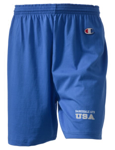 "Barksdale AFB  Champion Women's Gym Shorts, 6"" Inseam"