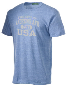 Andrews AFB Alternative Men's Eco Heather T-shirt