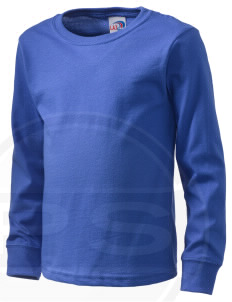 Kirtland AFB  Kid's Long Sleeve T-Shirt