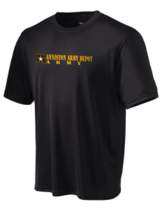 Anniston Army Depot Champion Men's Wicking T-Shirt