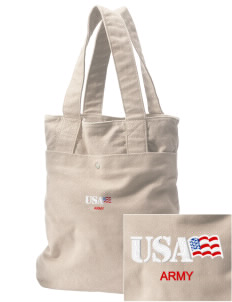 Anniston Army Depot Embroidered Alternative The Berkeley Tote