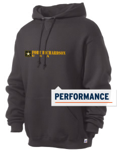 Fort Richardson Russell Men's Dri-Power Hooded Sweatshirt