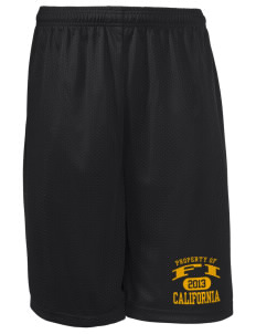 "Fort Irwin Long Mesh Shorts, 9"" Inseam"