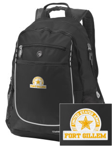 Fort Gillem Embroidered OGIO Carbon Backpack