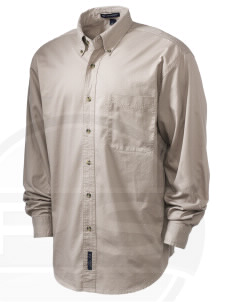 Fort Stewart Embroidered Tall Men's Twill Shirt