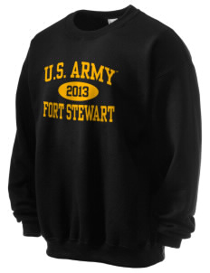 Fort Stewart Ultra Blend 50/50 Crewneck Sweatshirt