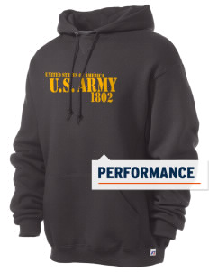 Fort Stewart Russell Men's Dri-Power Hooded Sweatshirt