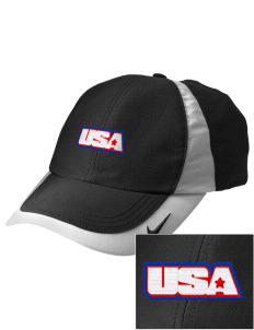 Fort Meade Embroidered Nike Golf Colorblock Cap
