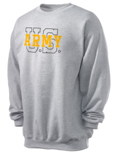 Camp Shelby Men's 7.8 oz Lightweight Crewneck Sweatshirt