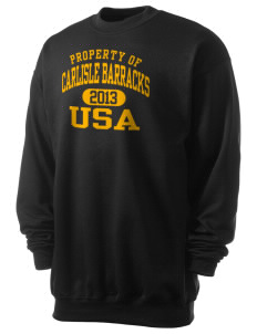 Carlisle Barracks Men's 7.8 oz Lightweight Crewneck Sweatshirt