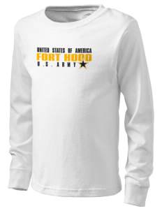 Fort Hood  Kid's Long Sleeve T-Shirt