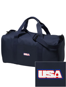 Fort Hood Embroidered Holloway Duffel Bag
