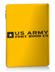 Fort Hood Apple iPad Skin