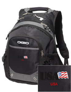 Fort Belvoir Embroidered OGIO Fugitive Backpack