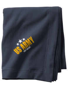 Fort Mccoy  Sweatshirt Blanket