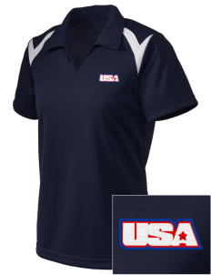 Bluegrass Army Depot Embroidered Holloway Women's Laser Polo