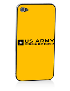 Bluegrass Army Depot Apple iPhone 4/4S Skin