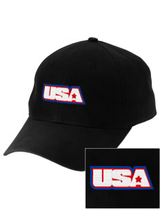 Camp Beauregard Embroidered Low-Profile Cap