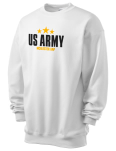 Mcalester Army Ammunition Plant Men's 7.8 oz Lightweight Crewneck Sweatshirt