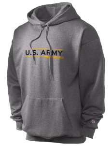 Camp Grayling Champion Men's Hooded Sweatshirt