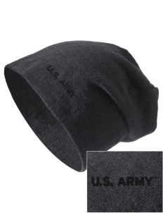 Camp Grayling Embroidered Slouch Beanie