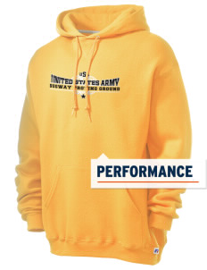 Dugway Proving Grounds Russell Men's Dri-Power Hooded Sweatshirt