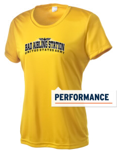 Bad Aibling Station Women's Competitor Performance T-Shirt