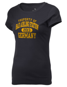 Bad Aibling Station Holloway Women's Groove T-Shirt