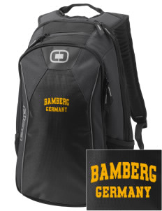 Bamberg Embroidered OGIO Marshall Backpack